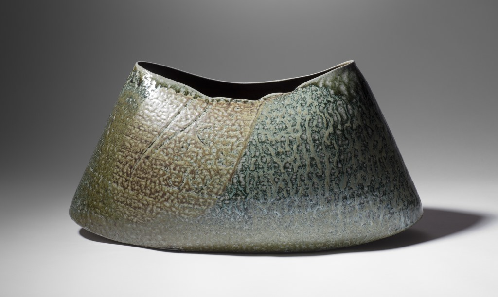Mandy Parslow, ceramics Ireland. Stoneware pottery. Wood-fired saltglaze.